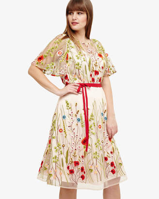 Phase Eight Richmond Embroidered Dress