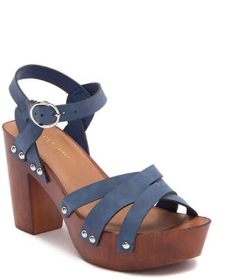 Madden-Girl Nimo Ankle Strap Platform Sandal