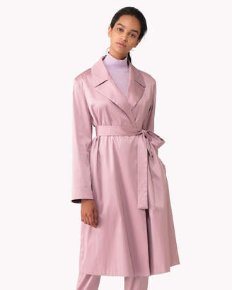 Theory (セオリー) - 【Theory】Cotton Chintz Clean Trench