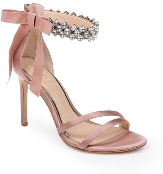 Badgley Mischka Debra Ankle Strap Sandal