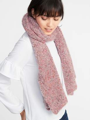Old Navy Bouclé Scarf for Women