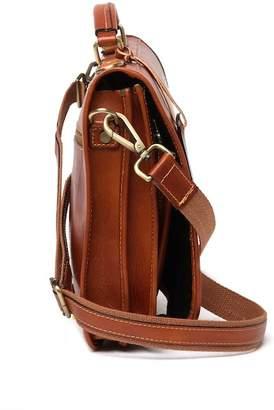 Persaman New York Frosino Italian Leather Briefcase