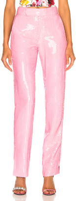 MSGM Sequined Pant