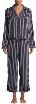 Rails Camden Striped Classic Pajama Set