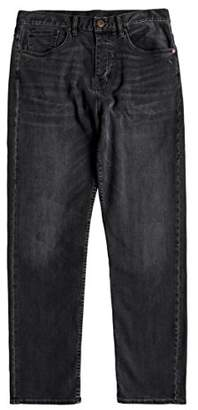 DC Men's Worker Relaxed Stretch Denim Jean Pants
