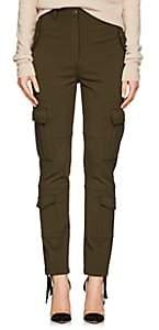 Altuzarra Women's Lynn Skinny Cargo Pants - Pine
