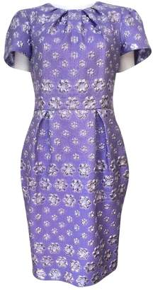 Roksanda Ilincic Purple Viscose Dresses