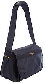 A.Saks Expandable Messenger Bag
