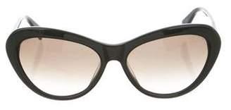 Diane von Furstenberg Alana Cat-Eye Sunglasses