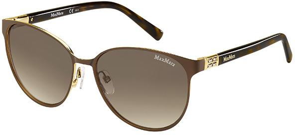 Max MaraMax Mara Diamond V Cat Eye Sunglasses