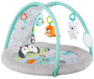 Bright Starts Arctic Glow Baby Gym