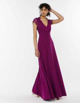 Monsoon Gwendoline Lace Maxi Dress