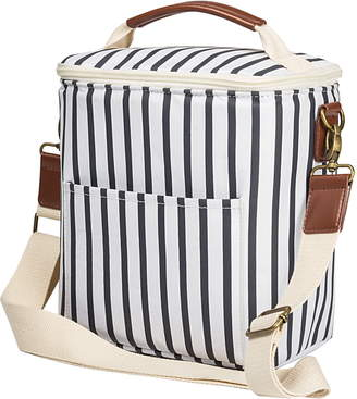 Cathy's Concepts Monogram Stripe Bottle Cooler