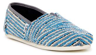 Toms Classic Sequin Boucle Slip-On Sneaker