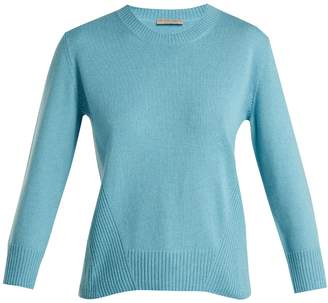 Bottega Veneta Ribbed crew-neck cashmere sweater