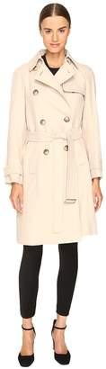 Sportmax Veber Long Peacoat Women's Coat