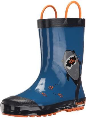 Kamik Kids' Chomp Rain Boots