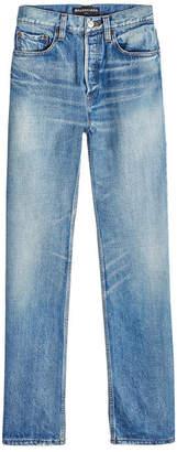 Balenciaga Straight Leg Jeans