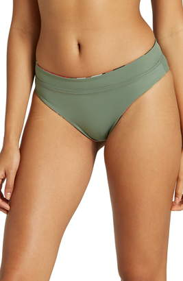 Billabong Tropic Nights Reversible High Waist Bikini Bottoms