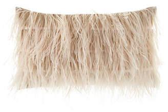 Aviva Stanoff Lumbar Feather Pillow