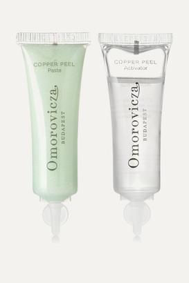 Omorovicza Copper Peel, 16 X 8ml - Colorless