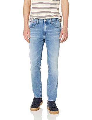 125b1a297ee74c Tommy Hilfiger Tommy Jeans Men's Original Steve Slim Athletic Fit Jeans