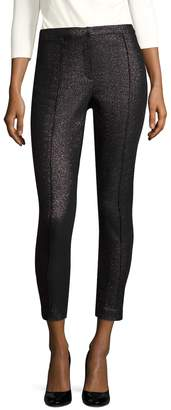 Tracy Reese Women's Shimmer Skinny Pants