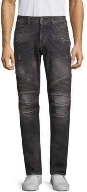 Hudson The Blinder Skinny Biker Jeans