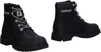 CAT Ankle boots - Item 11476403NQ