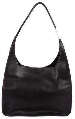 Gucci Smooth Leather Hobo