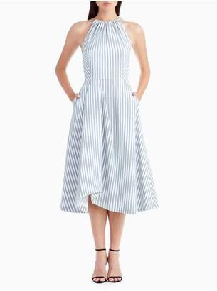 Jason Wu Cotton Shirting Apron Day Dress