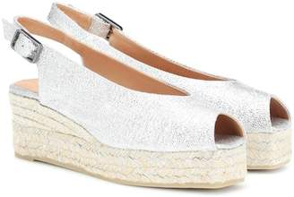Silver Wedge Shoes Shopstyle Australia