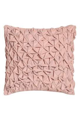 H&M Cushion Cover with Pleats