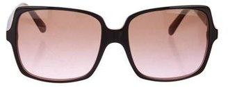 Paul Smith Oversize Tinted Sunglasses $70 thestylecure.com