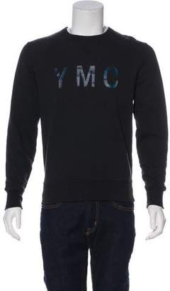 YMC Printed Pullover Sweater