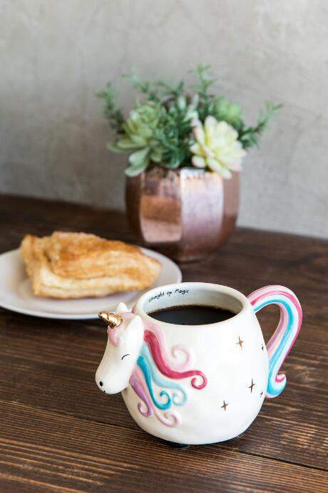 Natural Life Collections, Inc. Magic Unicorn Mug