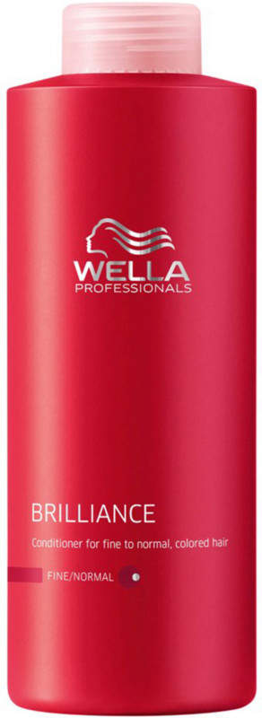 Wella Brilliance Conditioner For Fine/Normal Hair