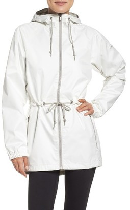 Women's Columbia Arcadia Hooded Waterproof Casual Jacket $110 thestylecure.com