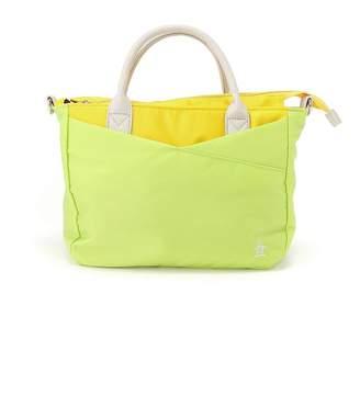 Munsingwear (マンシングウェア) - Munsingwear (W)ラウンドトートバッグ(18SS)/MGCLJA44 マンシングウェア バッグ