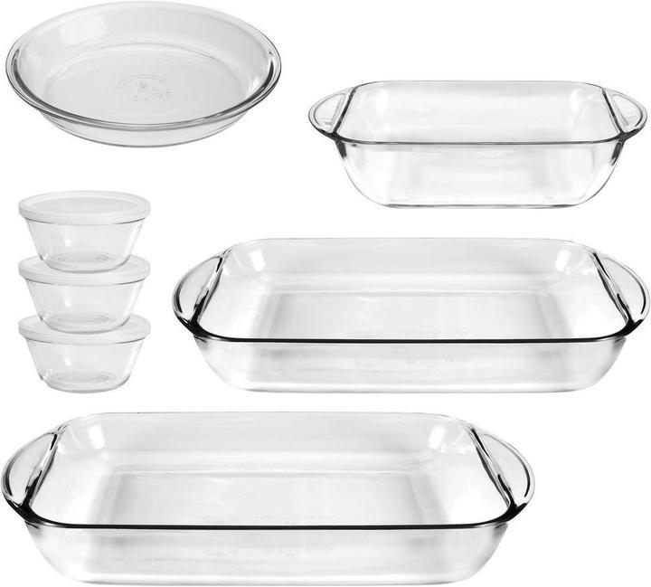 Anchor 10-Piece Essentials Bakeware Set