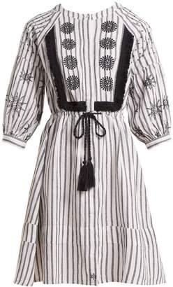 WIGGY KIT Peasant cotton dress
