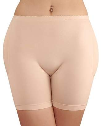 361ef49ecfed SodaCoda Women's Foam Padded Hip and Butt Enhancer with Tummy Control  Lowrise to Midrise Style -