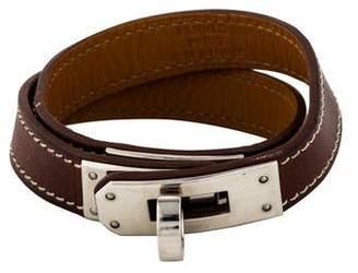 Hermes Kelly Double Tour Wrap Bracelet