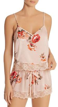 Jonquil In Bloom by Shimmer Satin Cami Set