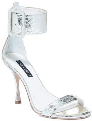 Alice + Olivia Dolora Ankle-Strap Sandals