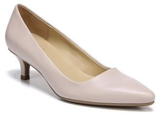 Naturalizer Gia Leather Pump - Wide Width Available