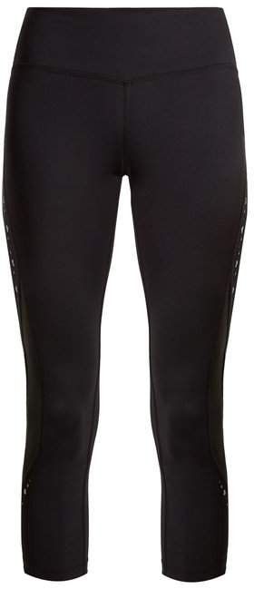 TRACK & BLISS Crop Stars performance cropped leggings