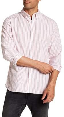 Calvin Klein Stripe Button Shirt