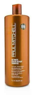 Paul Mitchell NEW Ultimate Color Repair Shampoo (Anti-Fade - Quinoa Repair)