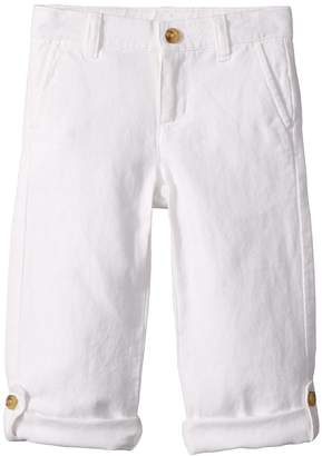 Janie and Jack Linen Roll-Up Pants Boy's Casual Pants